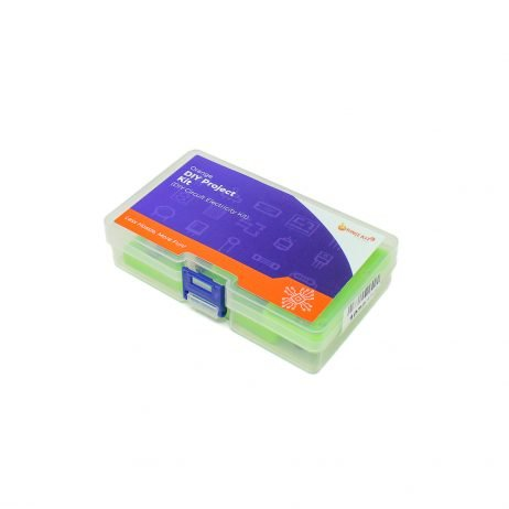 Orange Kids Basic Circuit Electricity Learning Kit