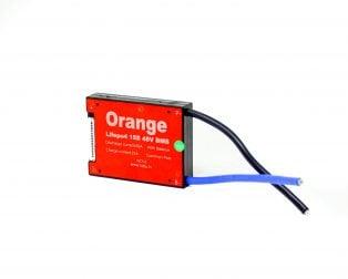 Orange Lifepo4 15S 48V 50A Battery Management System