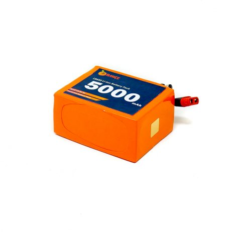 Orange 18650 Li-ion 5000mAh-4s-14.8v-3c 4S2P
