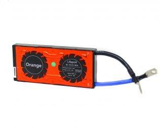 Orange Lifepo4 8S 25.6V 80A Battery Management System