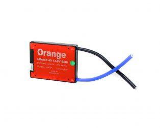 Orange Lifepo4 4S 12.8V 50A Battery Management System