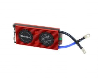 Orange Lifepo4 20S 64V 100A Battery Management System