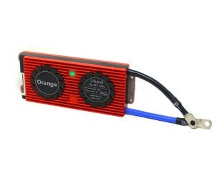 Orange Lifepo4 15S 48V 100A Battery Management Circuit