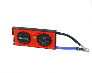 Orange Lifepo4 15S 48V 80A Battery Management System
