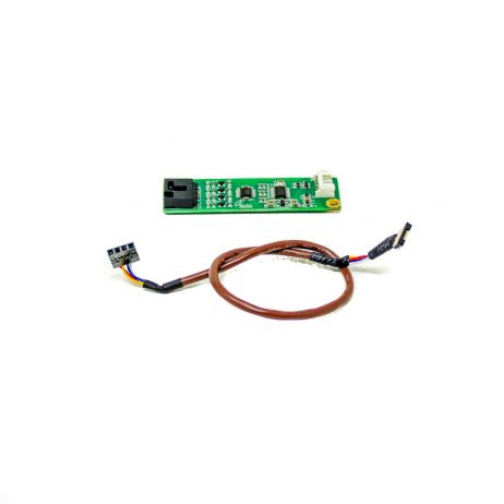 Touch Screen Driver Board Compatible With 4- Wire Cable