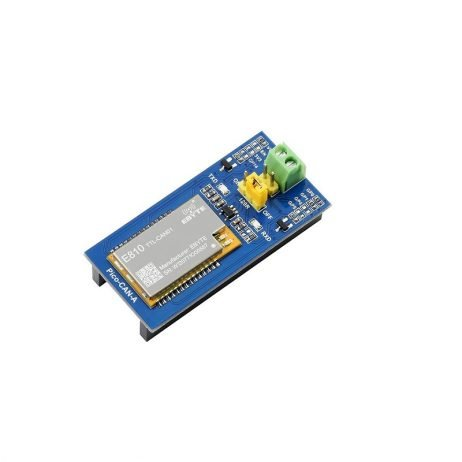 Waveshare CAN Bus Module for Raspberry Pi Pico, UART to CAN conversion