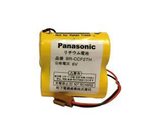 Panasonic BRCCFT2H 6v Battery for CNC